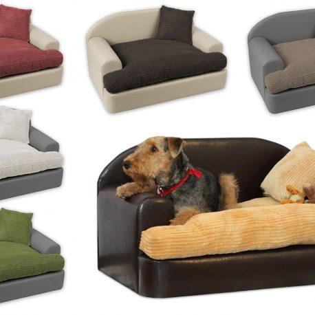 Sofa para perrros Modelo Borrys