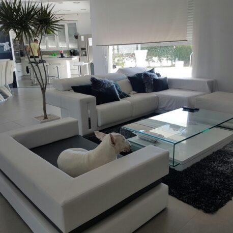 sofas para perros Modelo Hugo