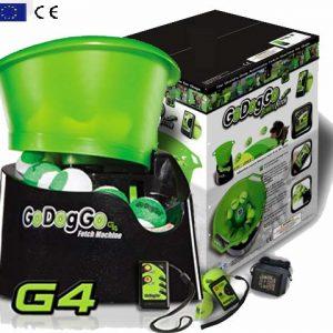 Lanzador de pelotas GoDogGo 4