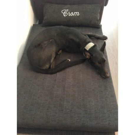 camas-tapizadas-para perros-cromo