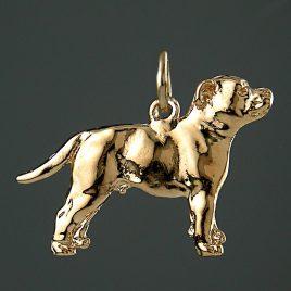 Colgante Stafforshire Bull Terrier