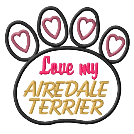 Airedale Terrier-transp1