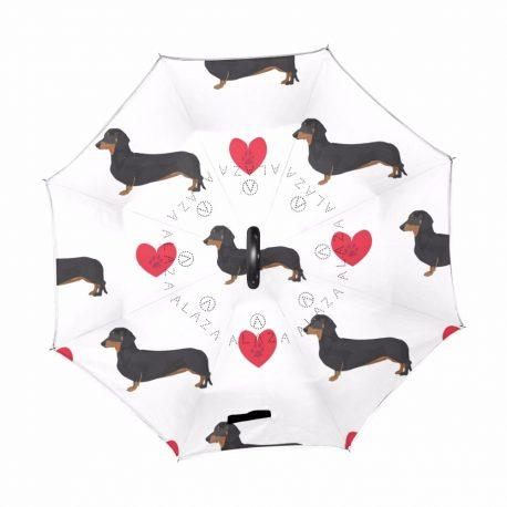 paraguas Dachshund