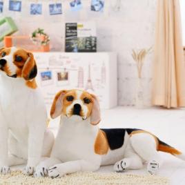 Peluche Beagle Sentado