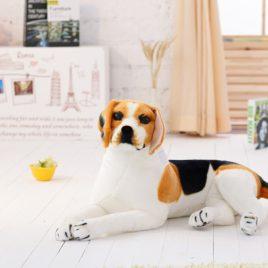 Peluche Beagle Tumbado
