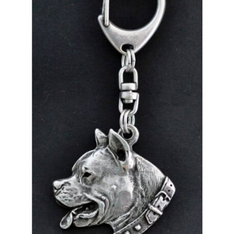 llavero American Staffordshire Terrier