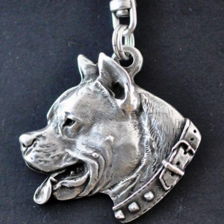 llavero American Staffordshire Terrier01