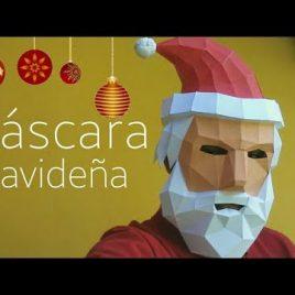 Mascara Santa Claus