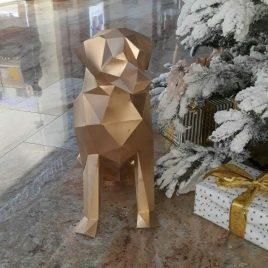Labrador Sentado