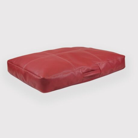colchon rojo perros1