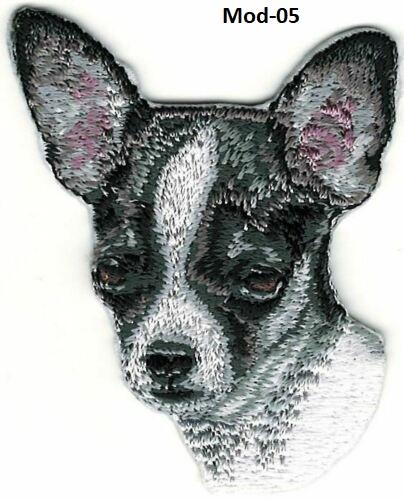Parche bordado Chihuahua05
