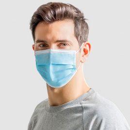 Mascarillas Quirurgicas Desechables