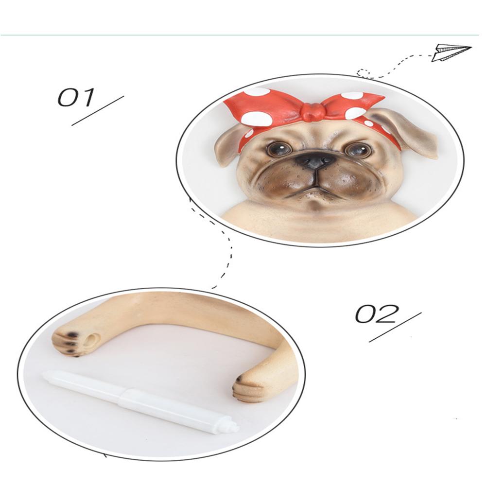 Perro Soporte de papel higiénico