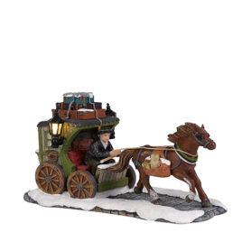 Figura Carro con equipaje