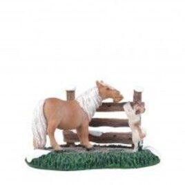 Figura Caballo y Perro