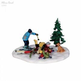 Figura Niños dia de esqui